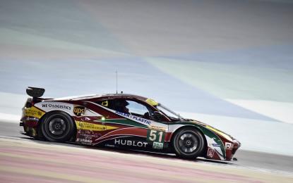 WEC: la Ferrari in Brasile per fare l'en-plein