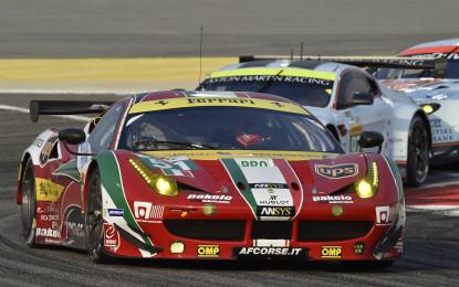 FIA WEC: Bruni e Vilander campioni del mondo
