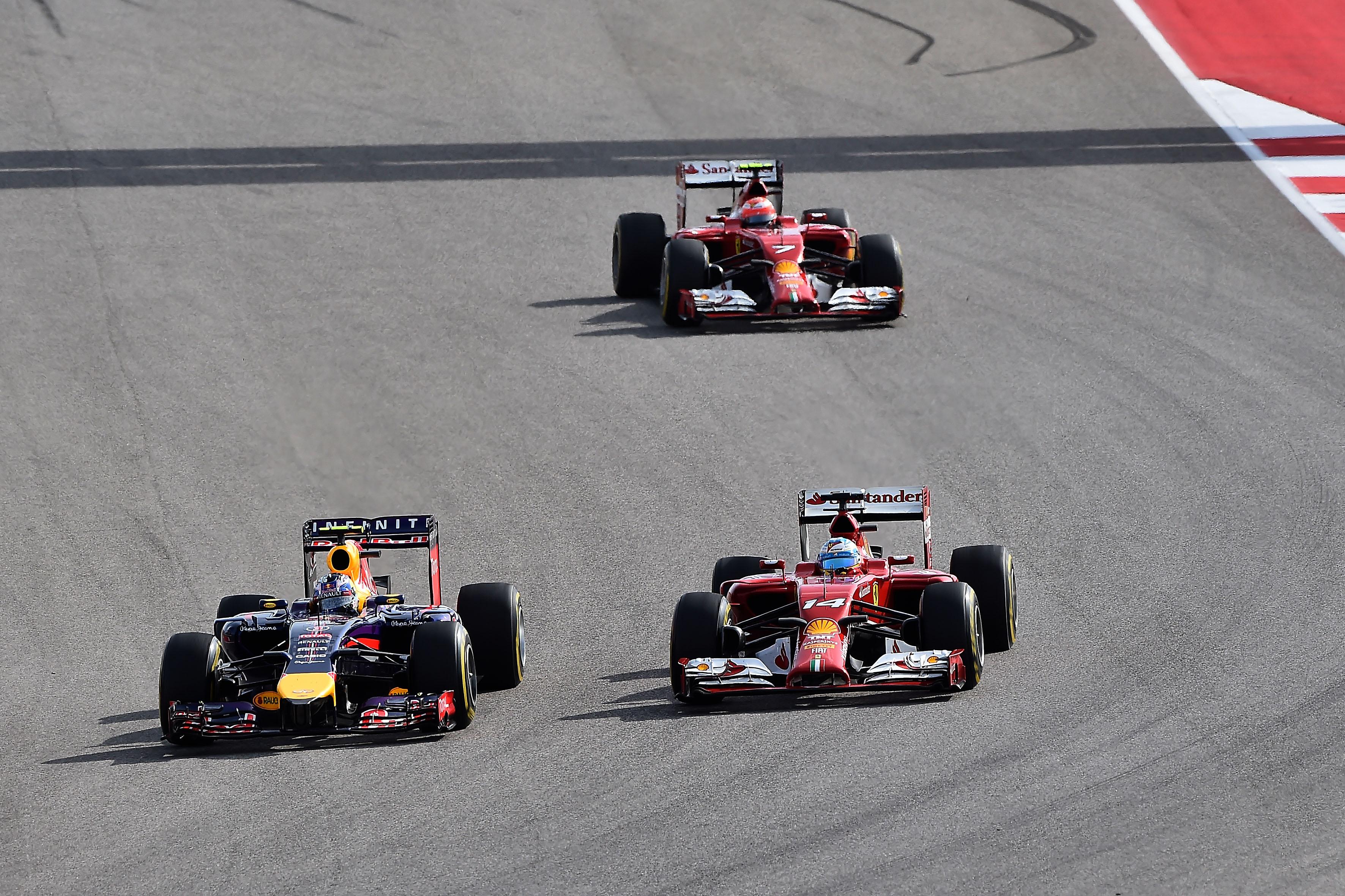Ferrari: il punto sulla gara di Austin