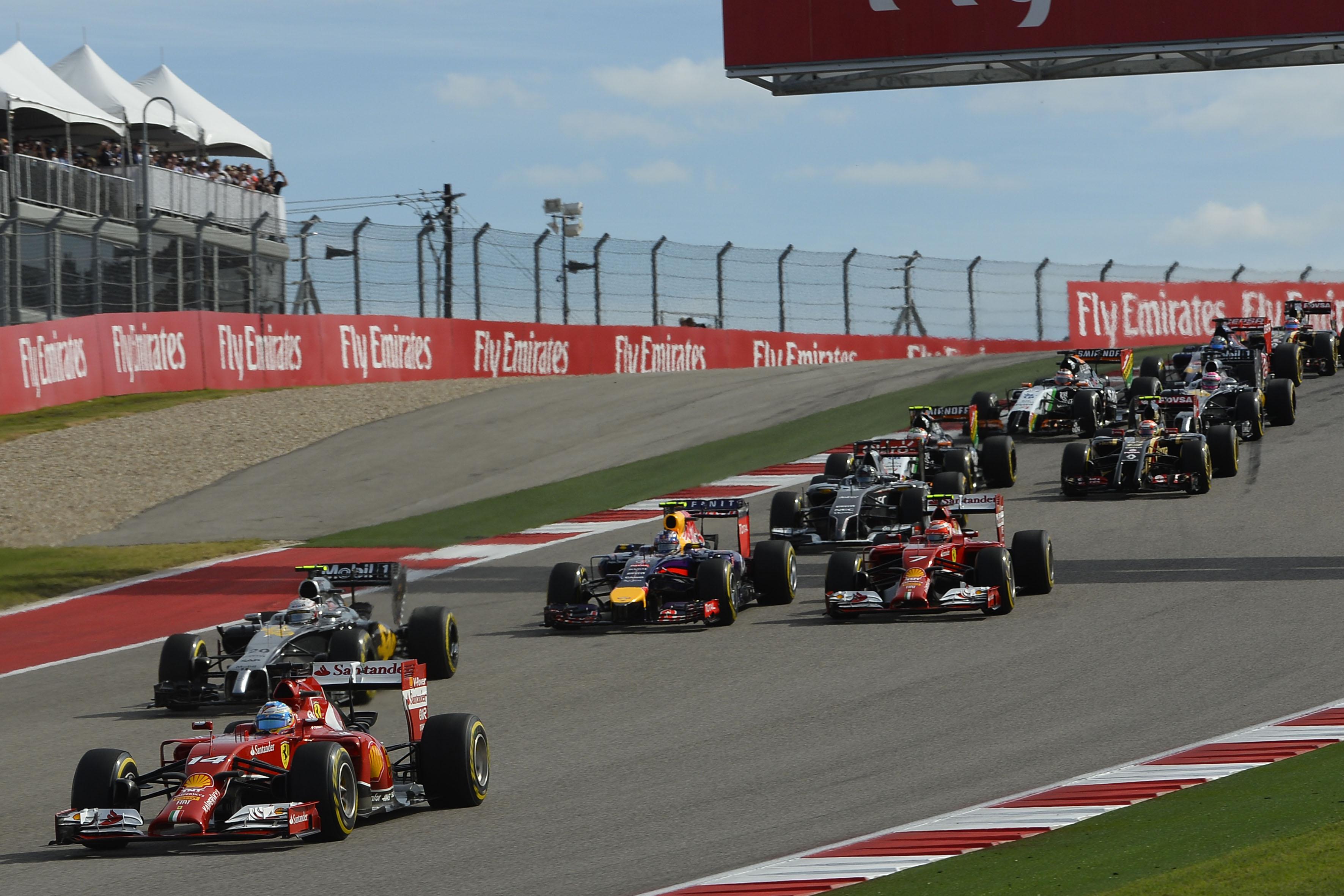 GP degli USA: il weekend su Sky