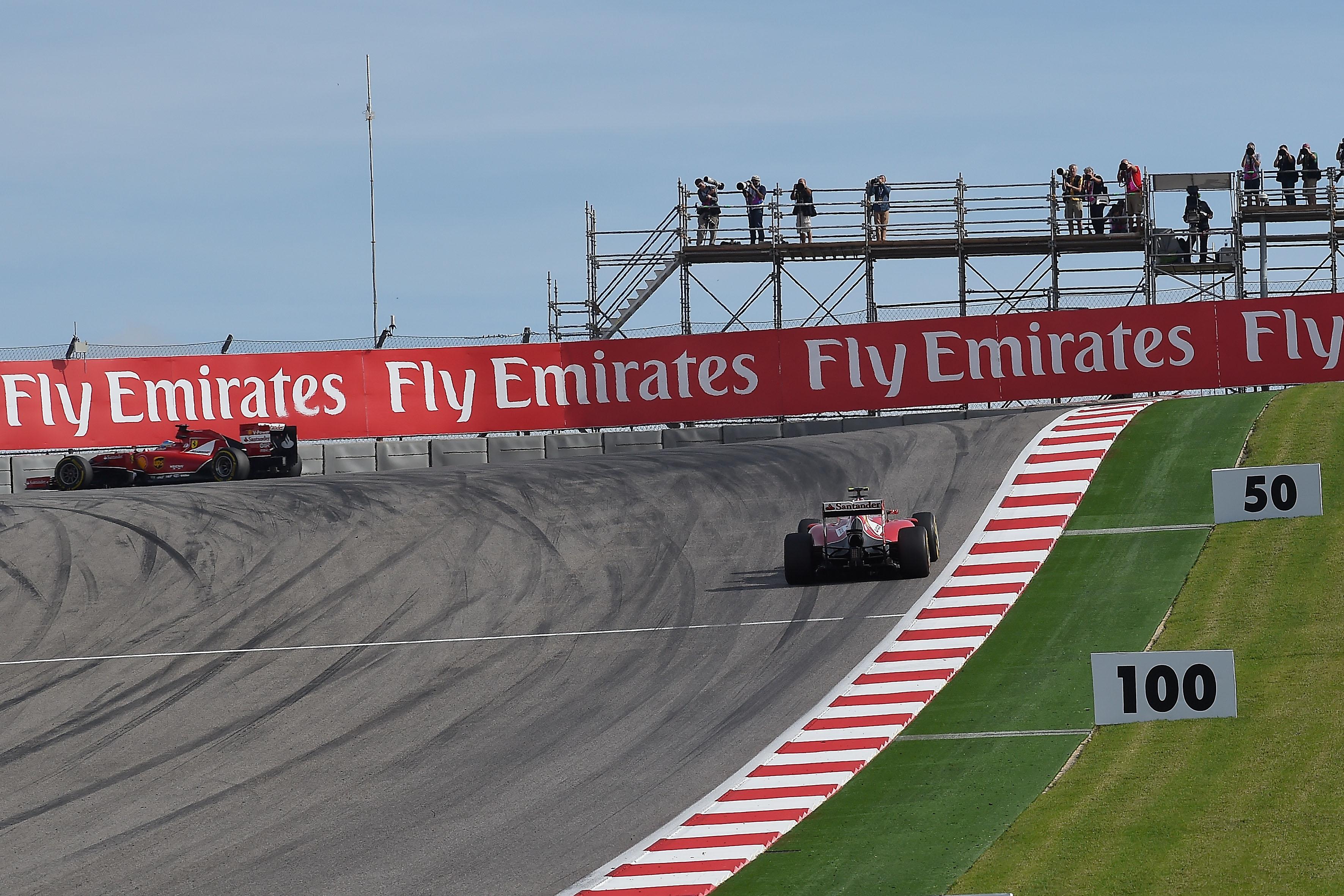 La Ferrari e il Brasile: parla Pat Fry