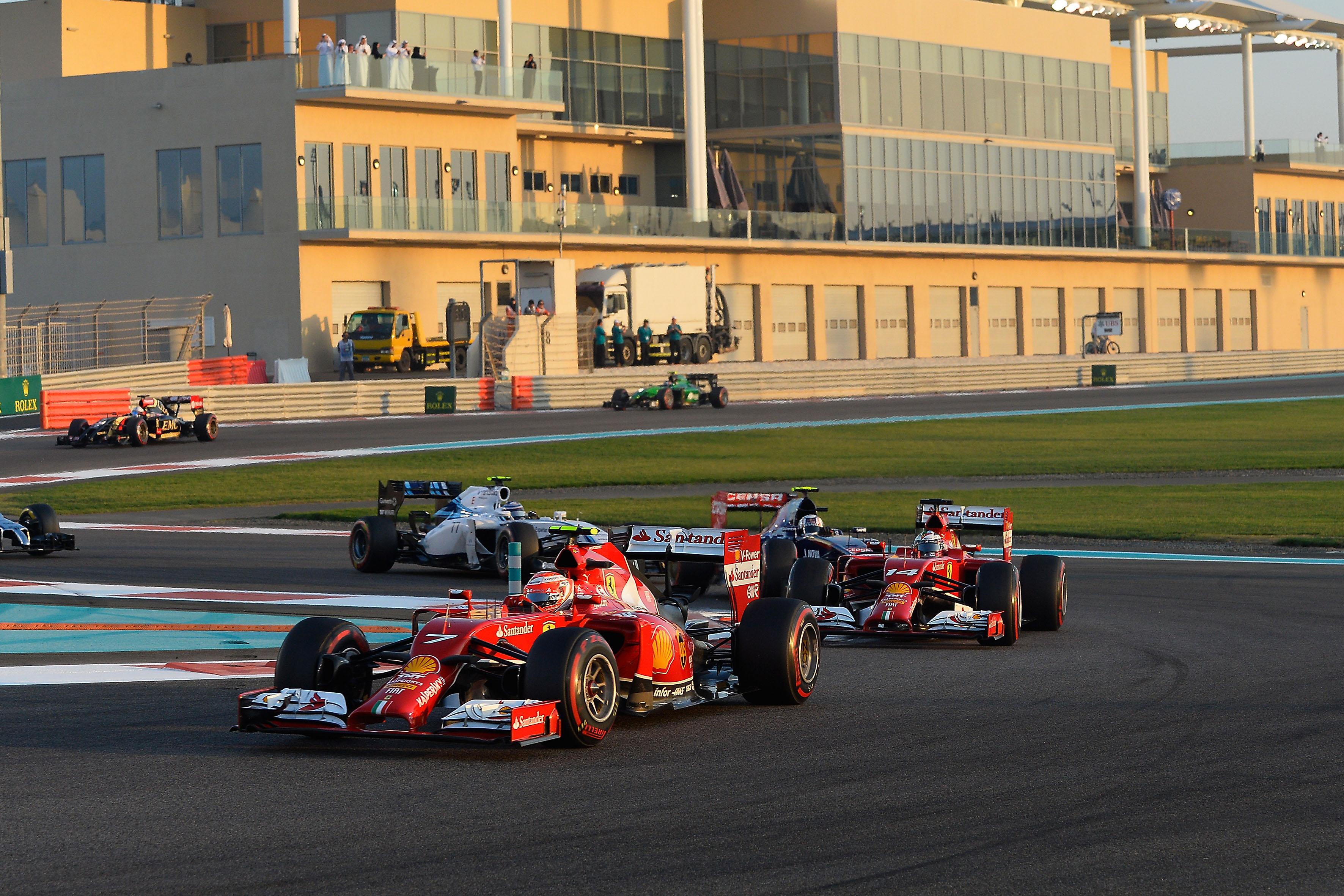 Sky Sport F1 HD: grandi speciali per le Feste