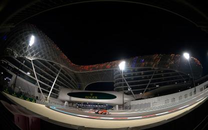 Ferrari: il punto sulla gara di Abu Dhabi