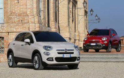 Fiat 500X: il listino prezzi completo