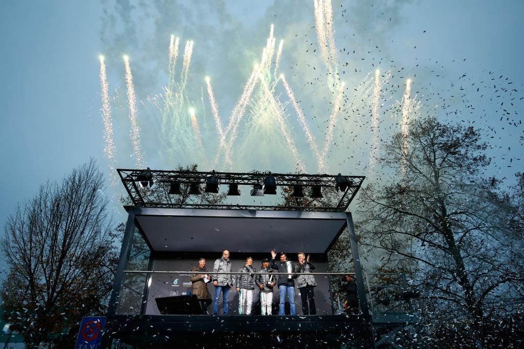 Stars & Cars: in 50.000 a Stoccarda per i Campioni del Mondo di F1