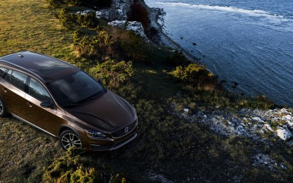 Volvo Cars presenta la nuova V60 Cross Country
