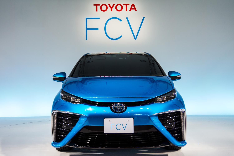 Toyota: il futuro si chiama Mirai