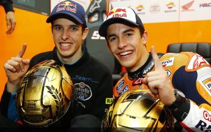 Nilox due volte campione in MotoGP e Moto3