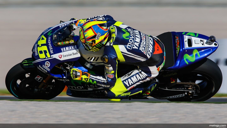 MotoGP: a Valencia Rossi in pole, dopo 4 anni