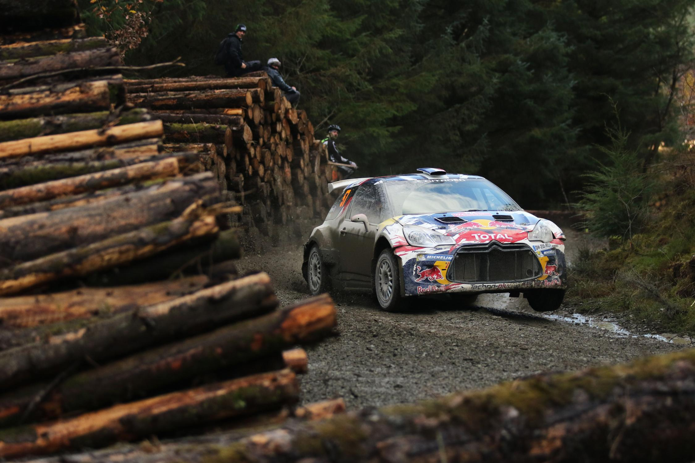 CITROËN vice campione del mondo Rally