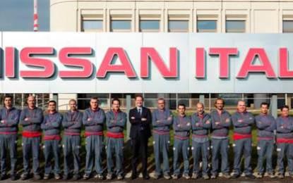 """Nissan Italia: magazzino """"più"""" d'Europa"""