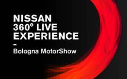 Innovation ed Excitement Nissan al Motor Show