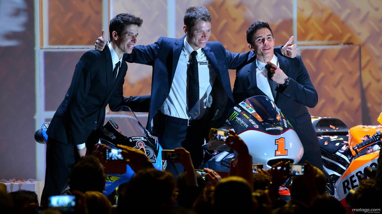 Coi FIM Awards si chiude la stagione 2014 della MotoGP