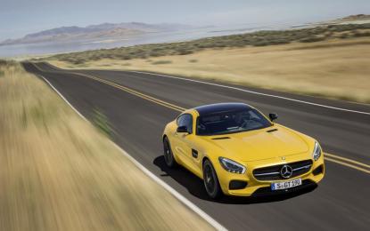 Nuova Mercedes-AMG GT