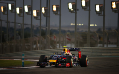 Abu Dhabi: il bilancio di Renault Sport F1