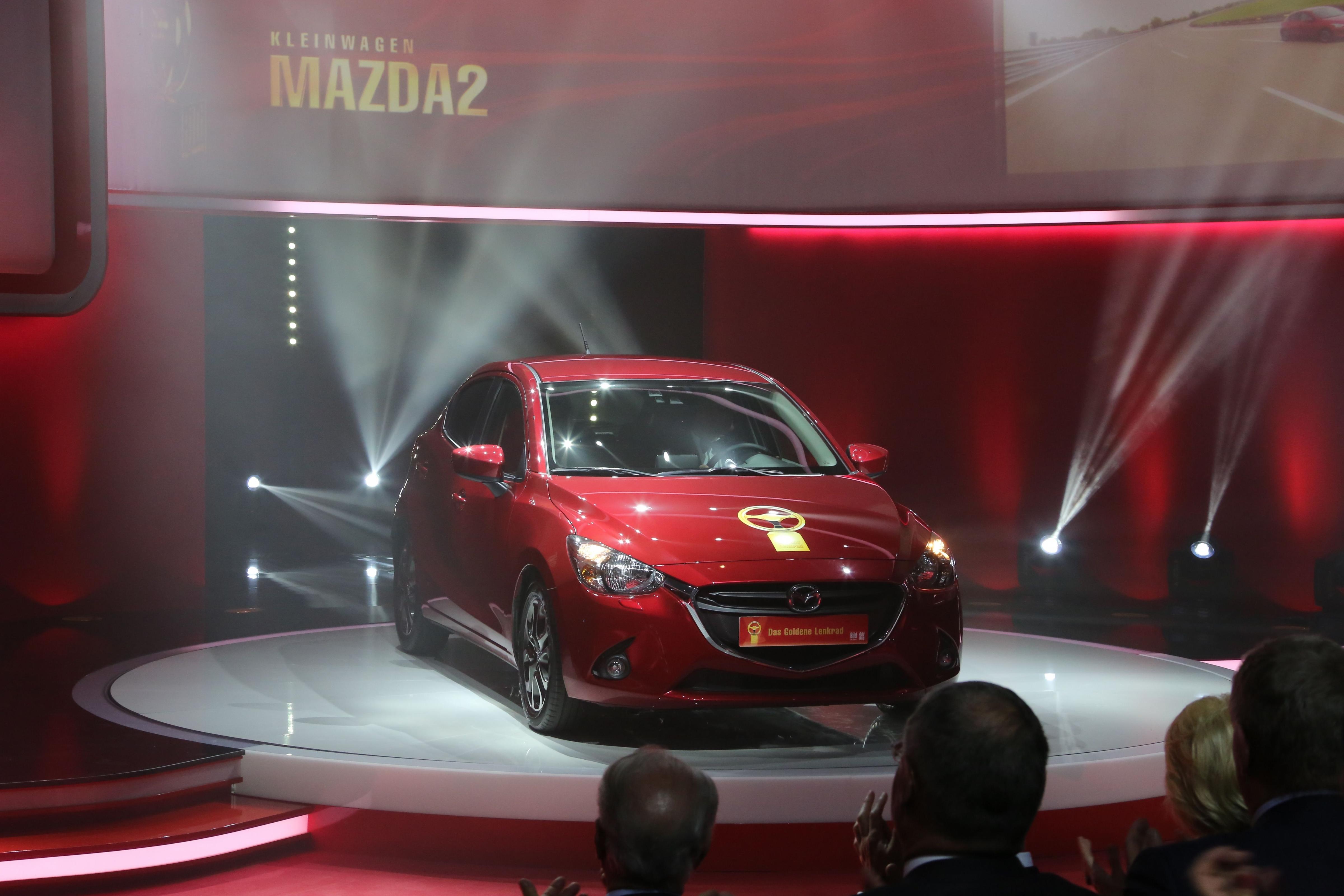 Nuova Mazda2 pluripremiata