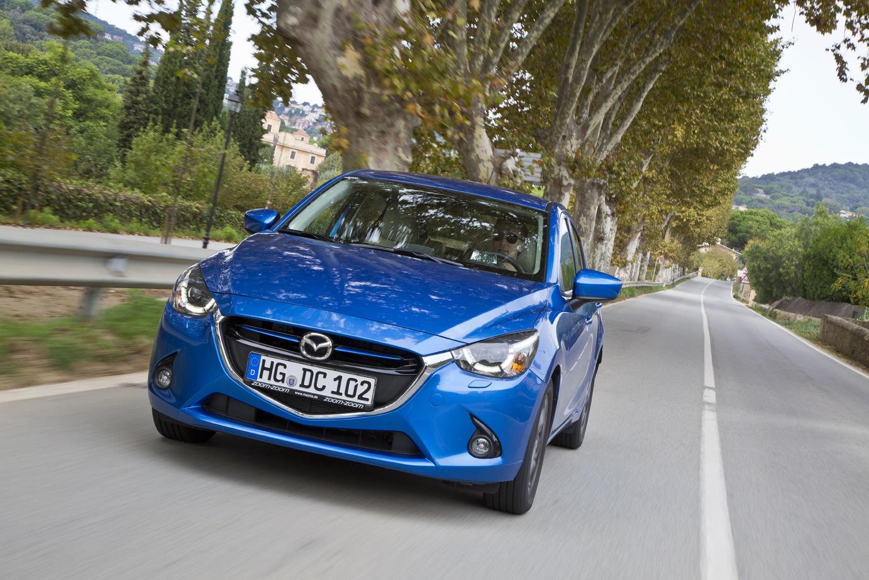 Nuova Mazda2: sfida alle convenzioni