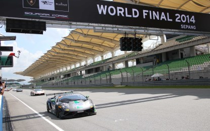 Lamborghini Super Trofeo: bis di Amici e i Campioni 2014