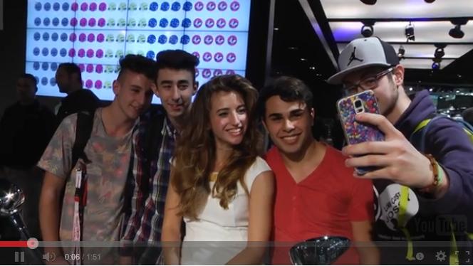 EICMA 2014: #SelfiEicma