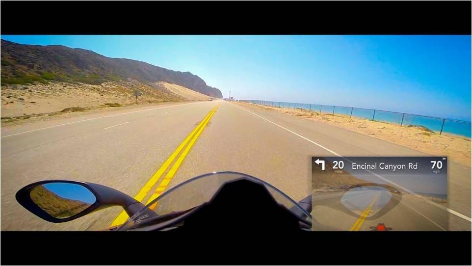 Continental: tecnologia per i motociclisti