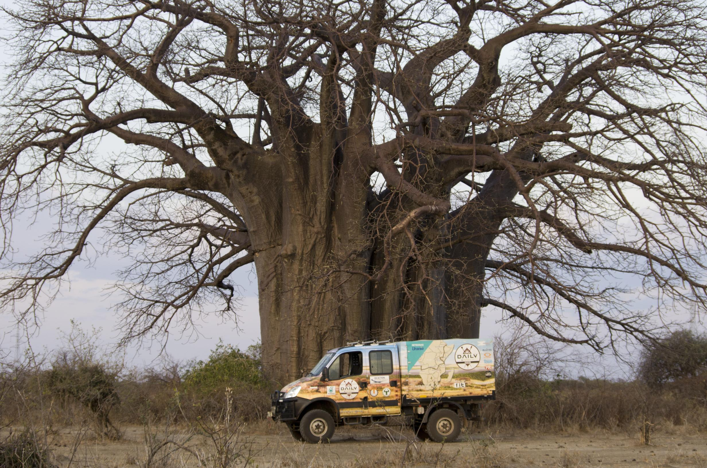 """""""DAILY4AFRICA"""": Iveco Daily 4X4 in missione"""