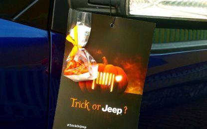 TRICK or JEEP by Mirafiori Motor Village: un successo!