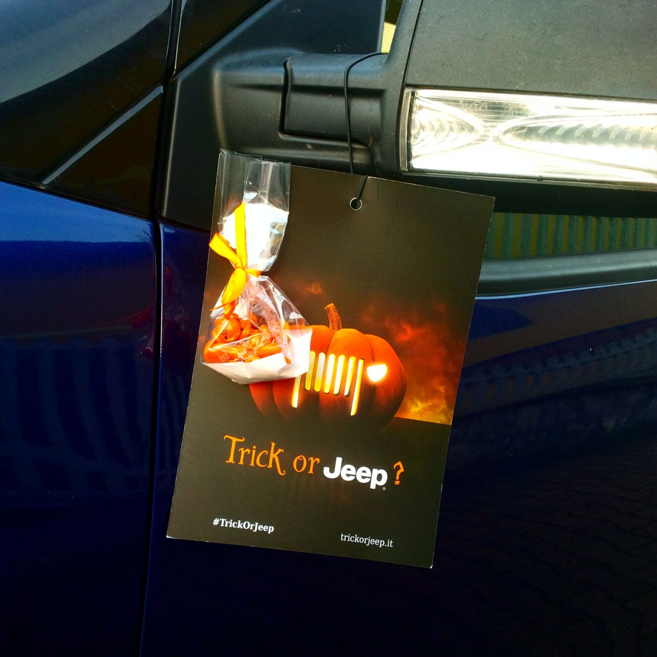 TRICK or JEEP by Mirafiori Motor Village: un successo!