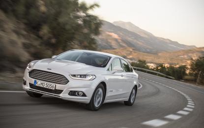 Nuova gamma di motori hi-tech per Ford Mondeo