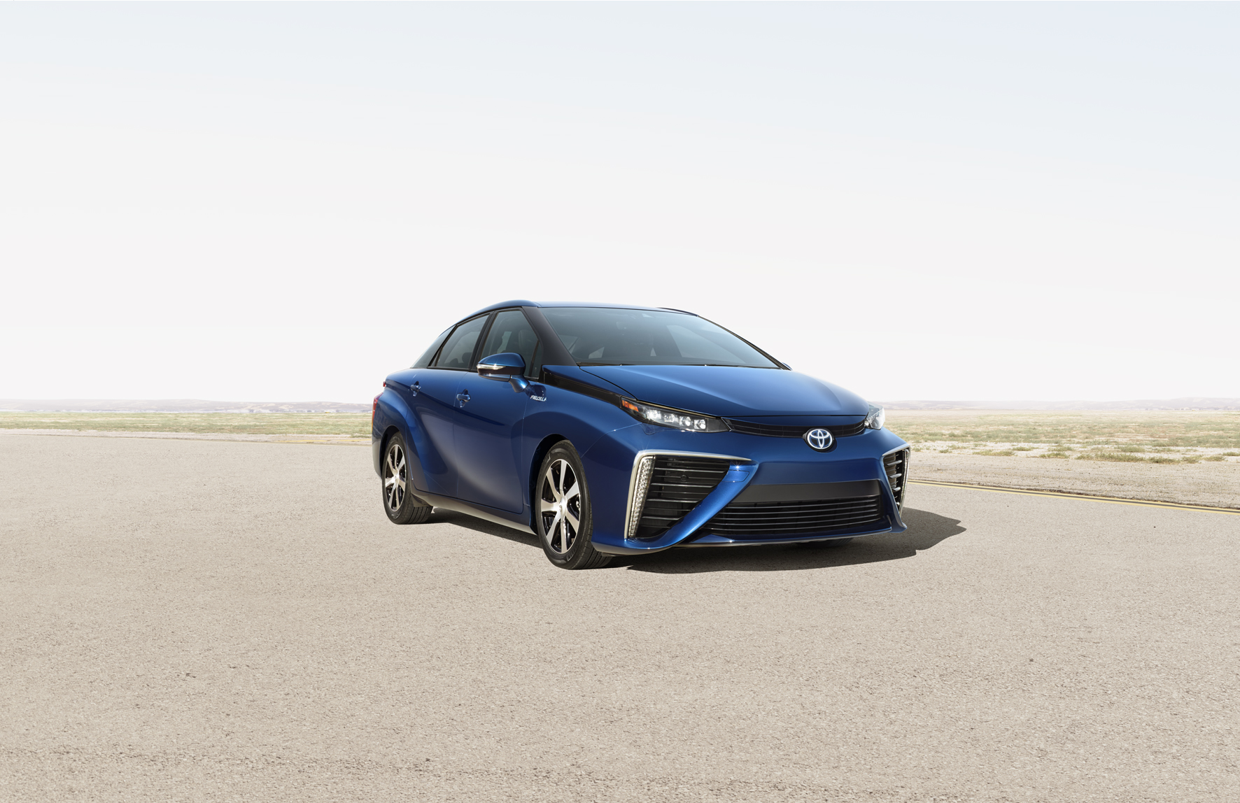 Toyota Fuel Cell: la genesi