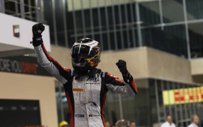 GP2: Vandoorne domina Gara 1 allo Yas Marina