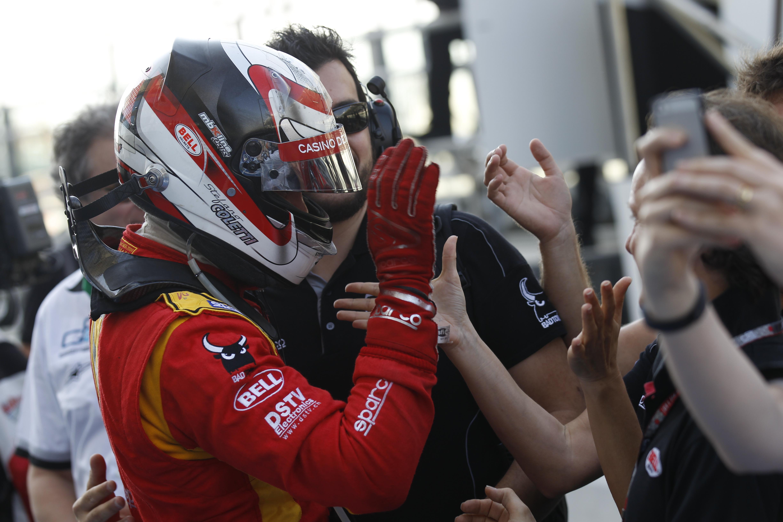 GP2: vittoria per Coletti nell'ultima gara 2014