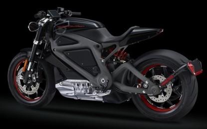 EICMA: Harley LiveWire elettrica in anteprima europea
