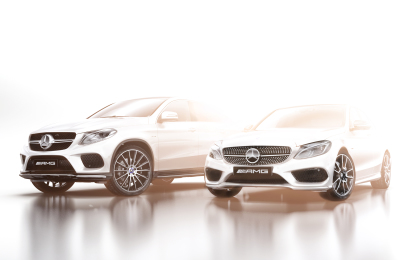 Mercedes-AMG gioca al rialzo con i modelli Sport