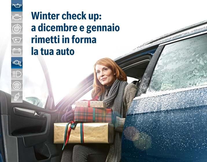 Winter check-up Bosch