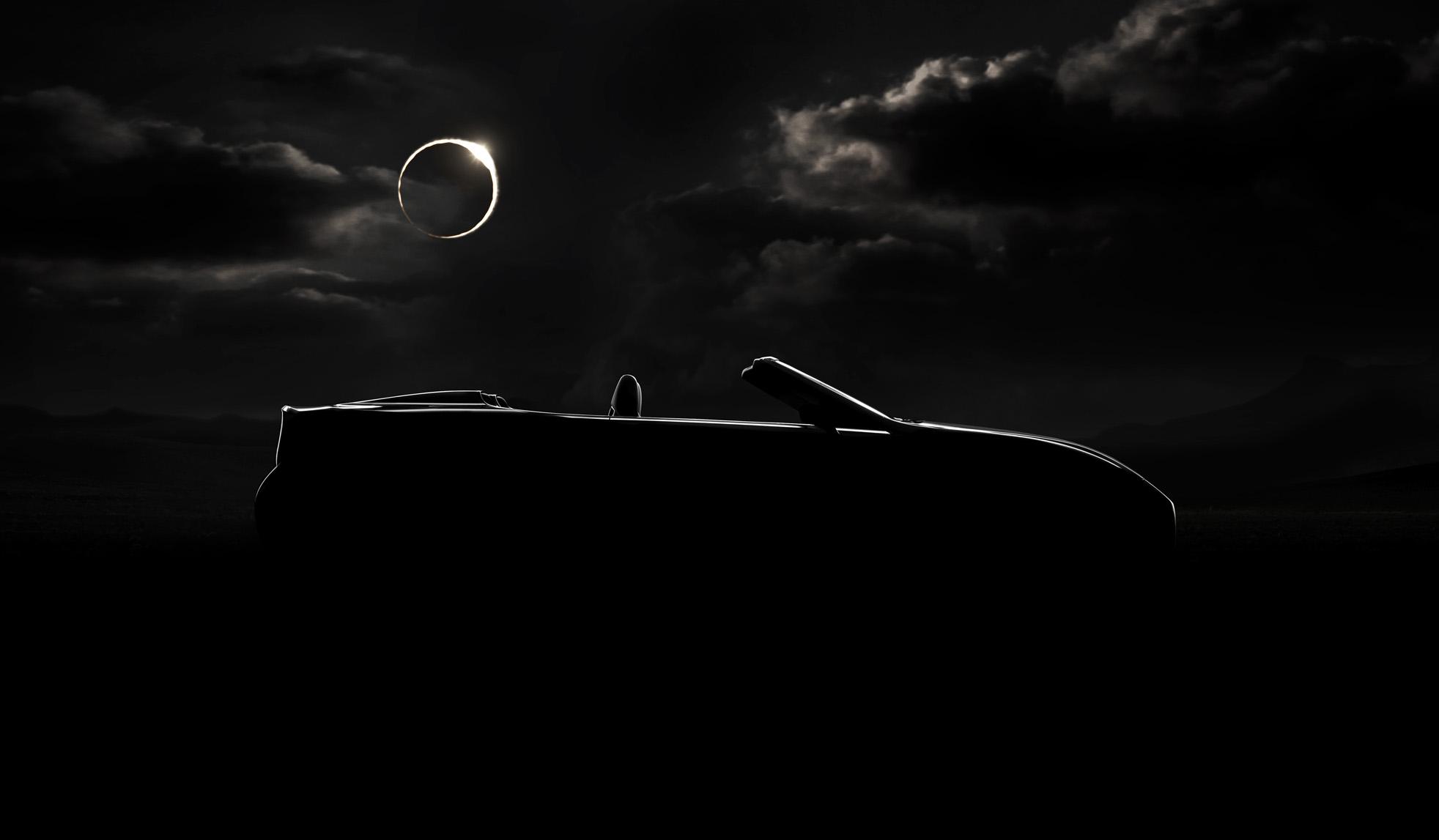 Lexus Concept LF-C2 anteprima a Los Angeles