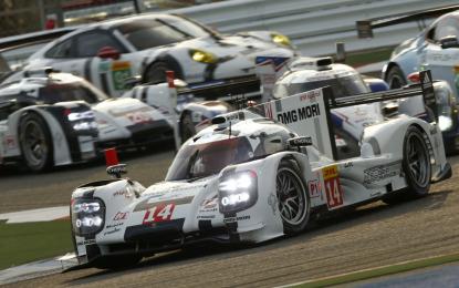 FIA WEC: prima storica vittoria per Porsche