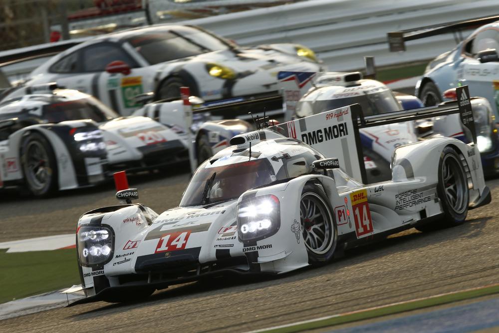 FIA WEC: batterie del Team Porsche cariche per la finale