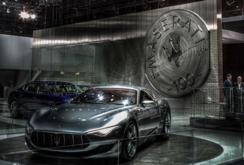 Maserati sempre più ricca