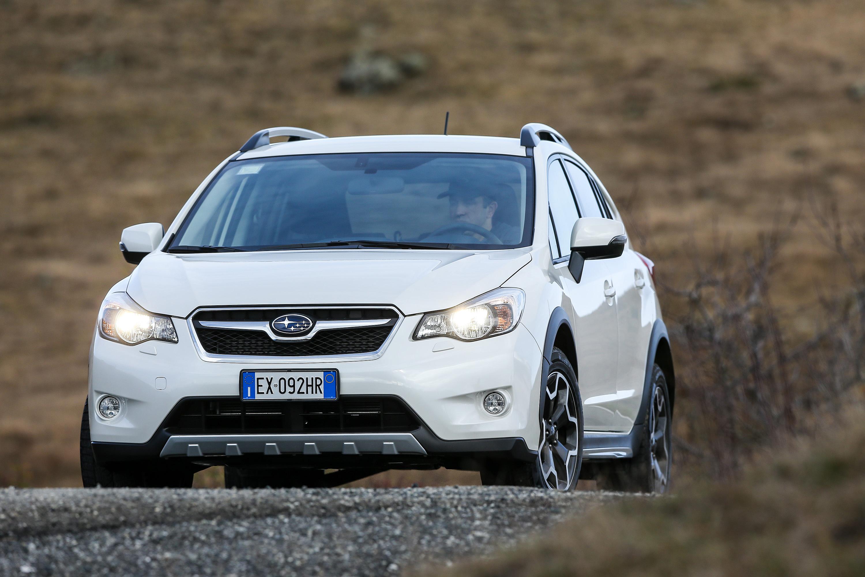 XV Adventure: il crossover off-road di Subaru