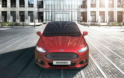 Nuova Ford Mondeo migliora la qualità dell'aria in auto