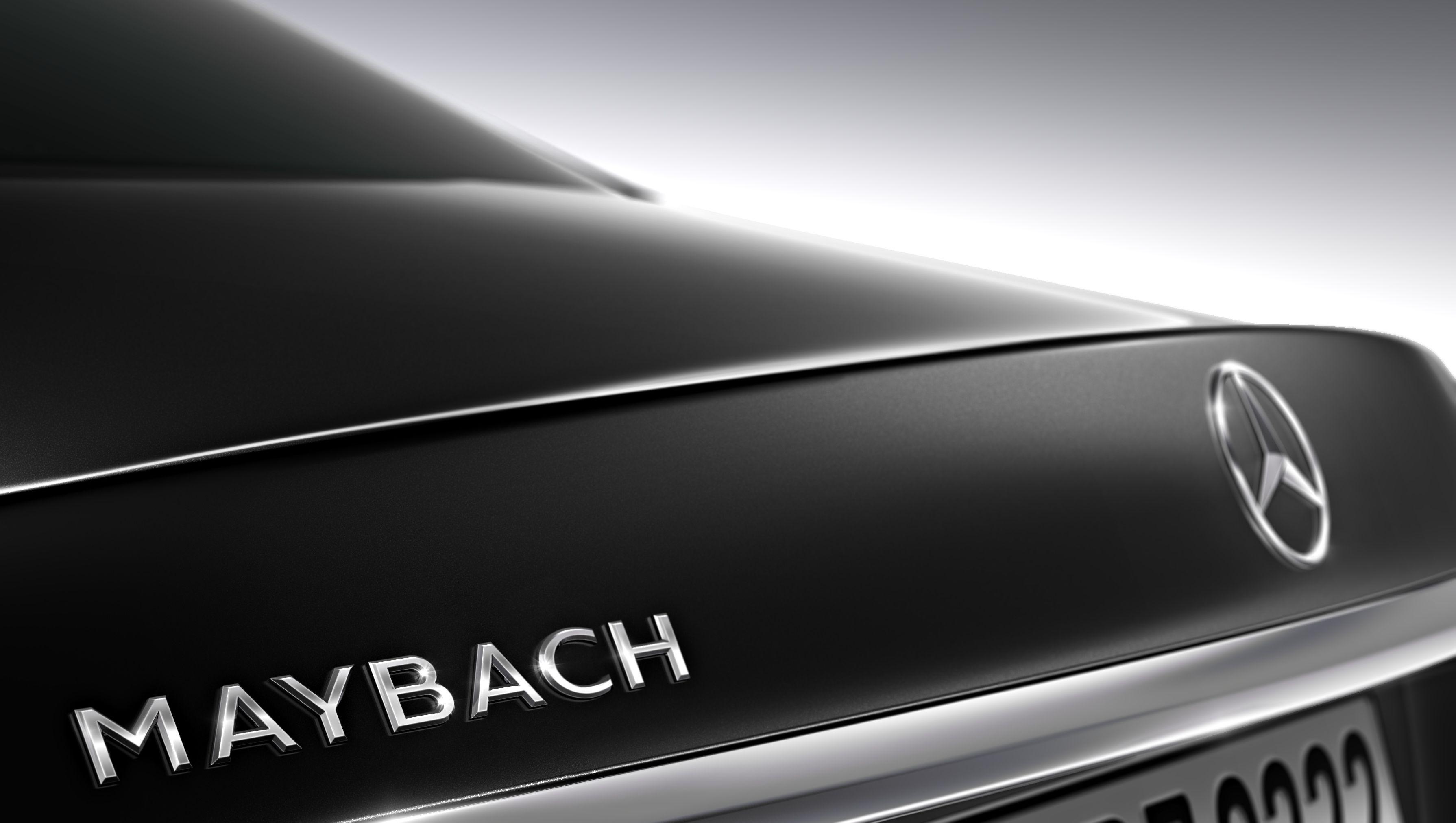Mercedes-Maybach Classe S e novità nella nomenclatura