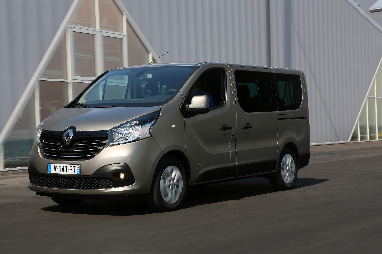 Nuovo Renault Trafic Passenger