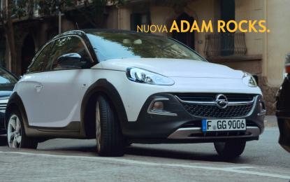 Opel ADAM ROCKS: carini, mai!