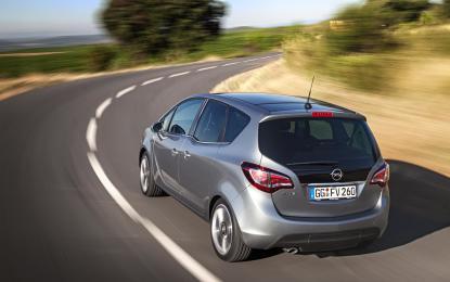 Opel Meriva miglior monovolume in Germania