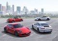 Porsche: tre novità al Los Angeles Auto Show