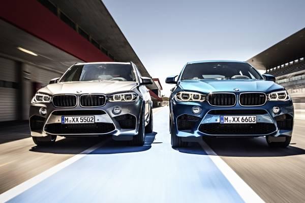 BMW X5 M e X6 M: ambizioni sportive