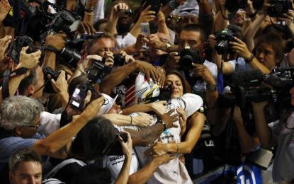Lewis vince gara e Titolo. Ma grande Williams e grande Nico!