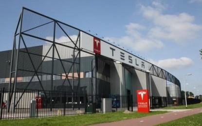 Tesla si amplia in Europa