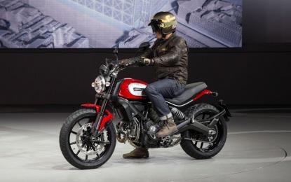 Ducati Scrambler per EICMA CUSTOM