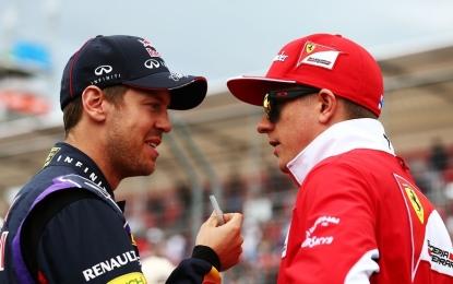 La Scuderia Ferrari dà il benvenuto a Sebastian Vettel